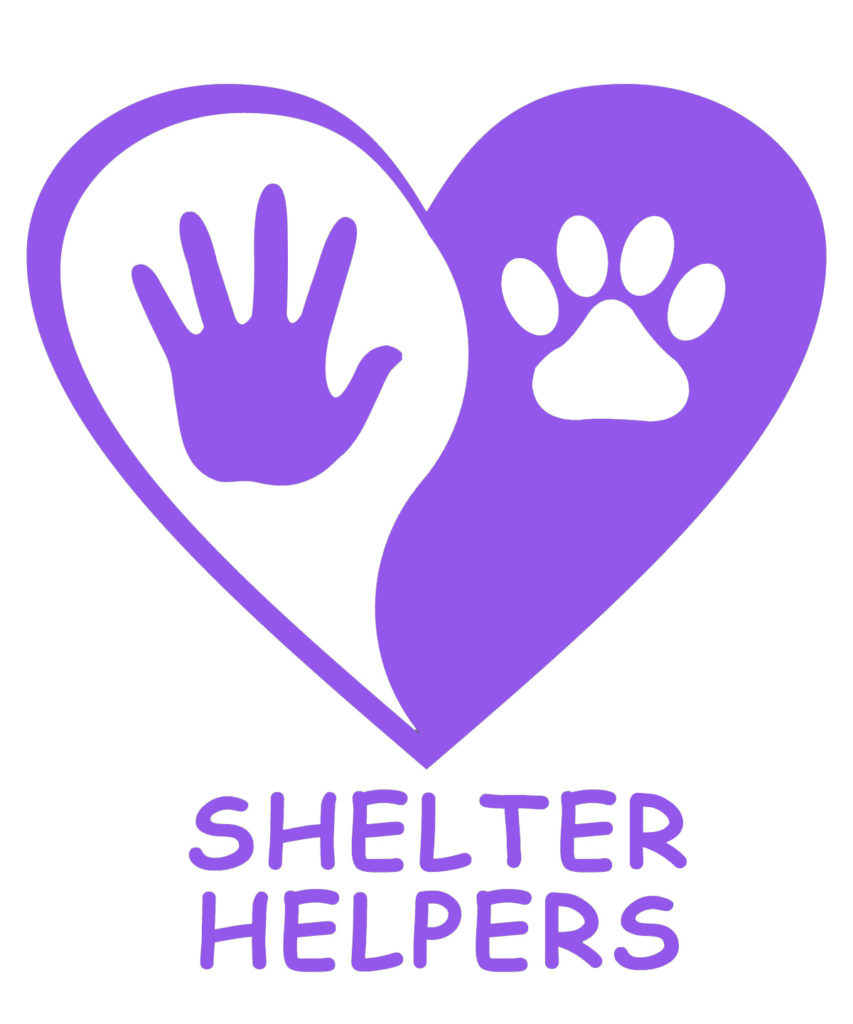 Shelter Helpers Logo